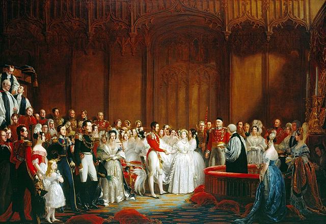 Esküvő fehérben